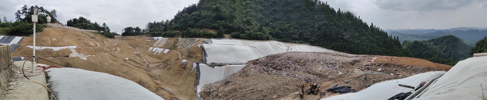 開陽縣生活垃圾衛生填埋場改造維修項目
