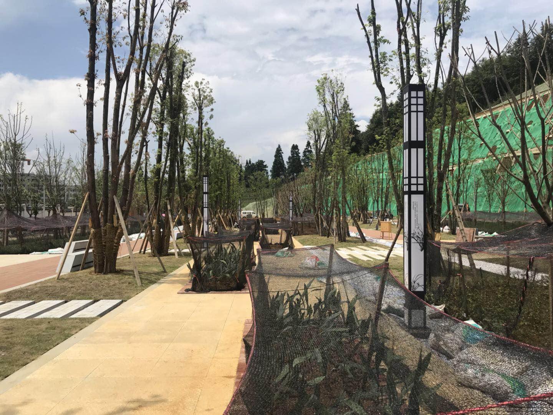 都匀经济开发区匀城北部综合体建设项目一期(室外景观工程)